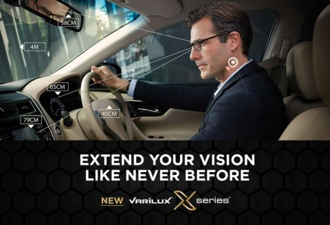 Varilux X Series Lens Offer